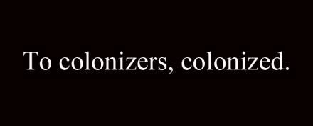 colonizers